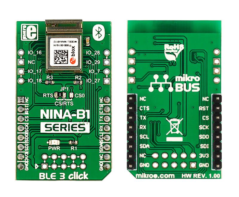 BLE 3 click board