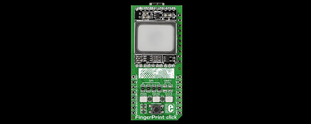 Fingerprint click - the complete biometric solution