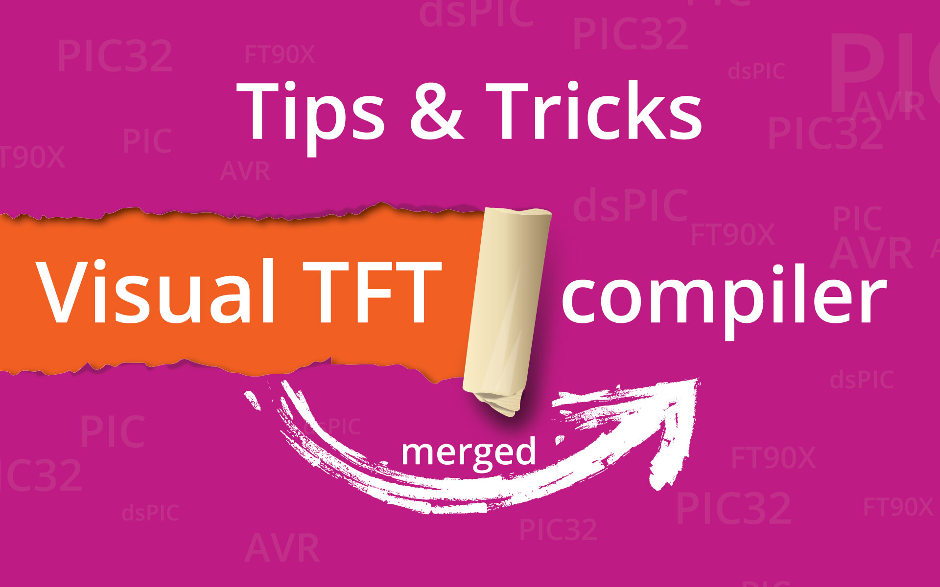 Tips&tricks for your next Visual TFT project