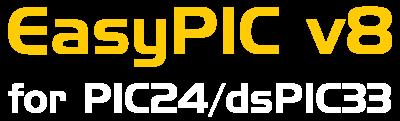 EasyPIC v8 for PIC24/dsPIC33