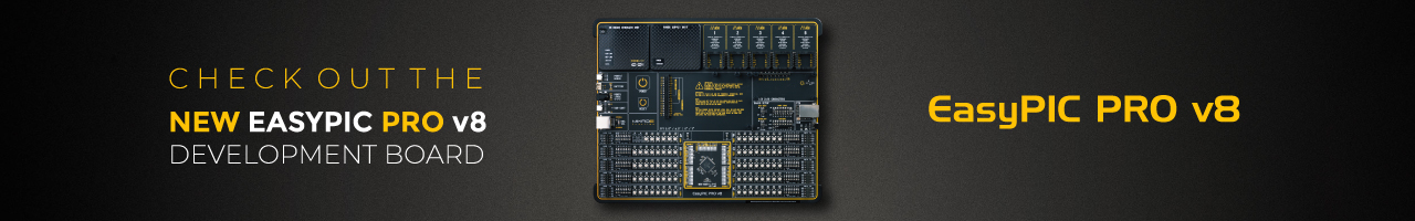 easypic PRO v8 Full Featured Boards