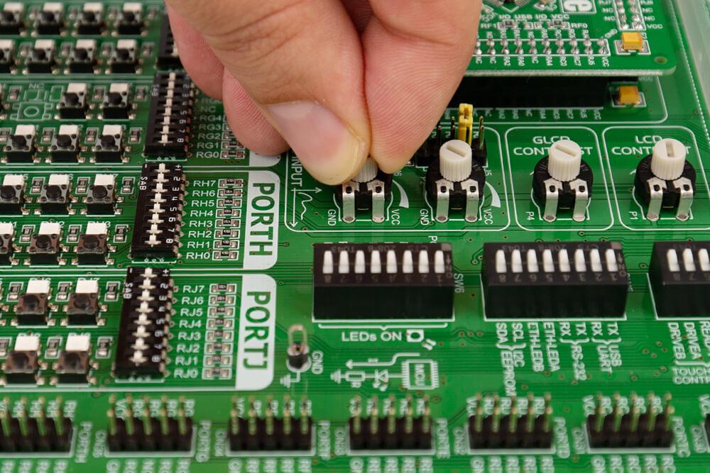 EasyPIC v7a buzzer