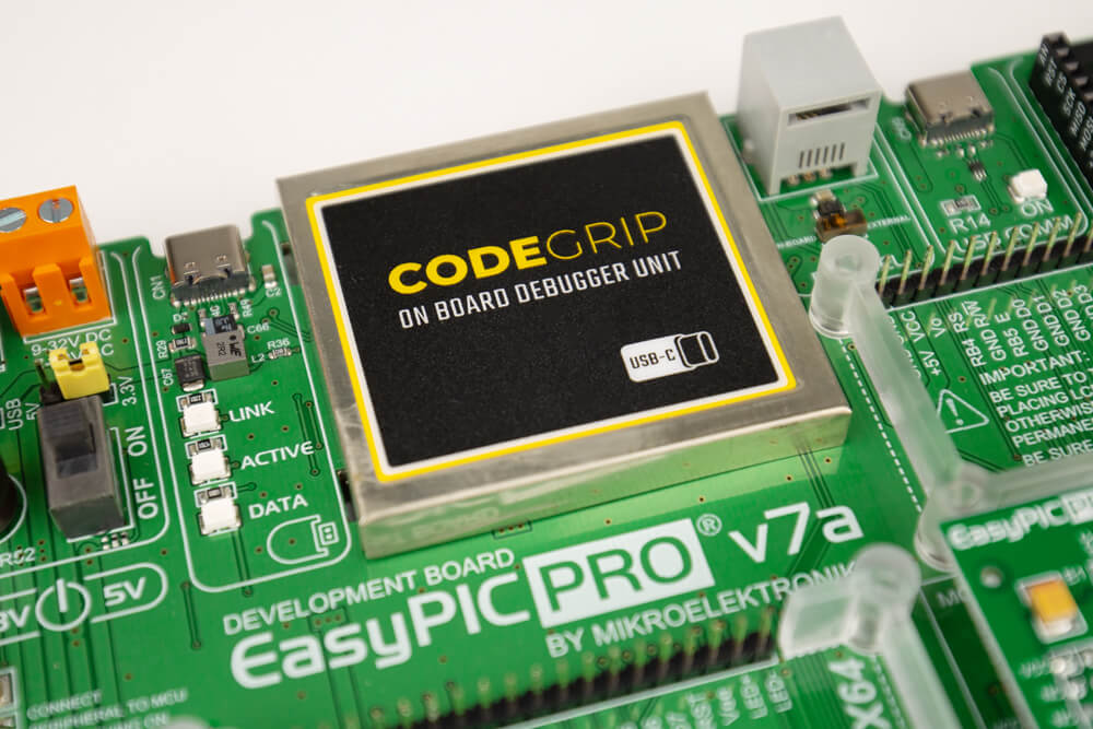 CODEGRIP prog/debug