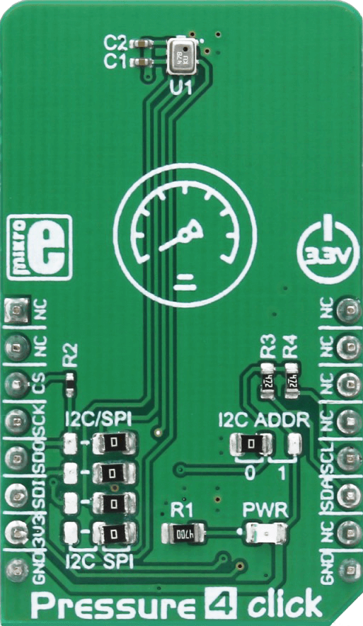 mikromedia for dsPIC33EP - Development Board for Multimedia