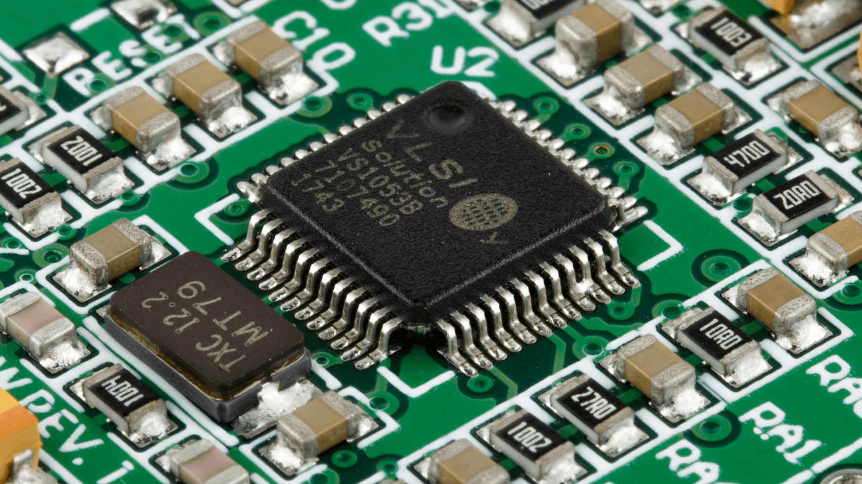 Stereo Decoder Circuit