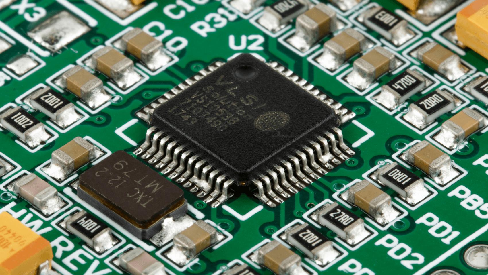 mikromedia for STM32 M3 - ARM Cortex-M3 Development Board