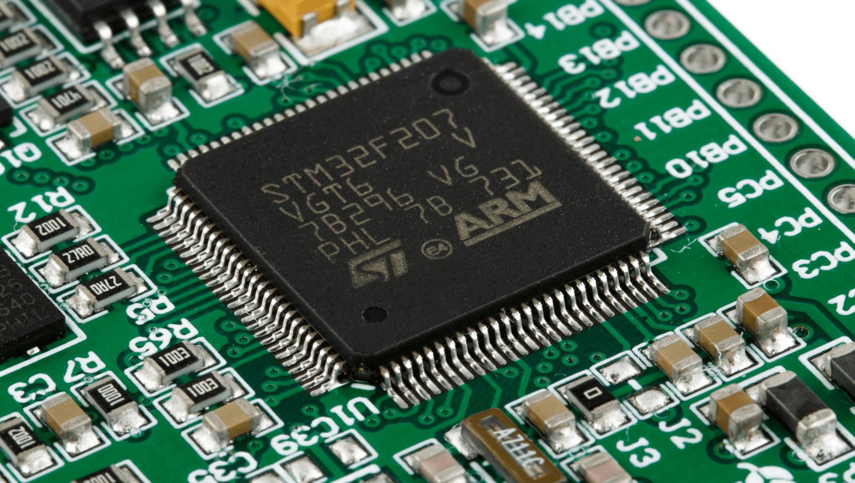 Mikroe mikromedia for STM32 M3