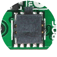 mikromedia for Tiva cortex debug connector