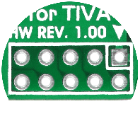mikromedia for Tiva jtag