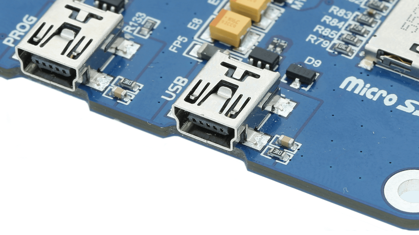 Mikromedia 7 for STM32F7 | MikroElektronika