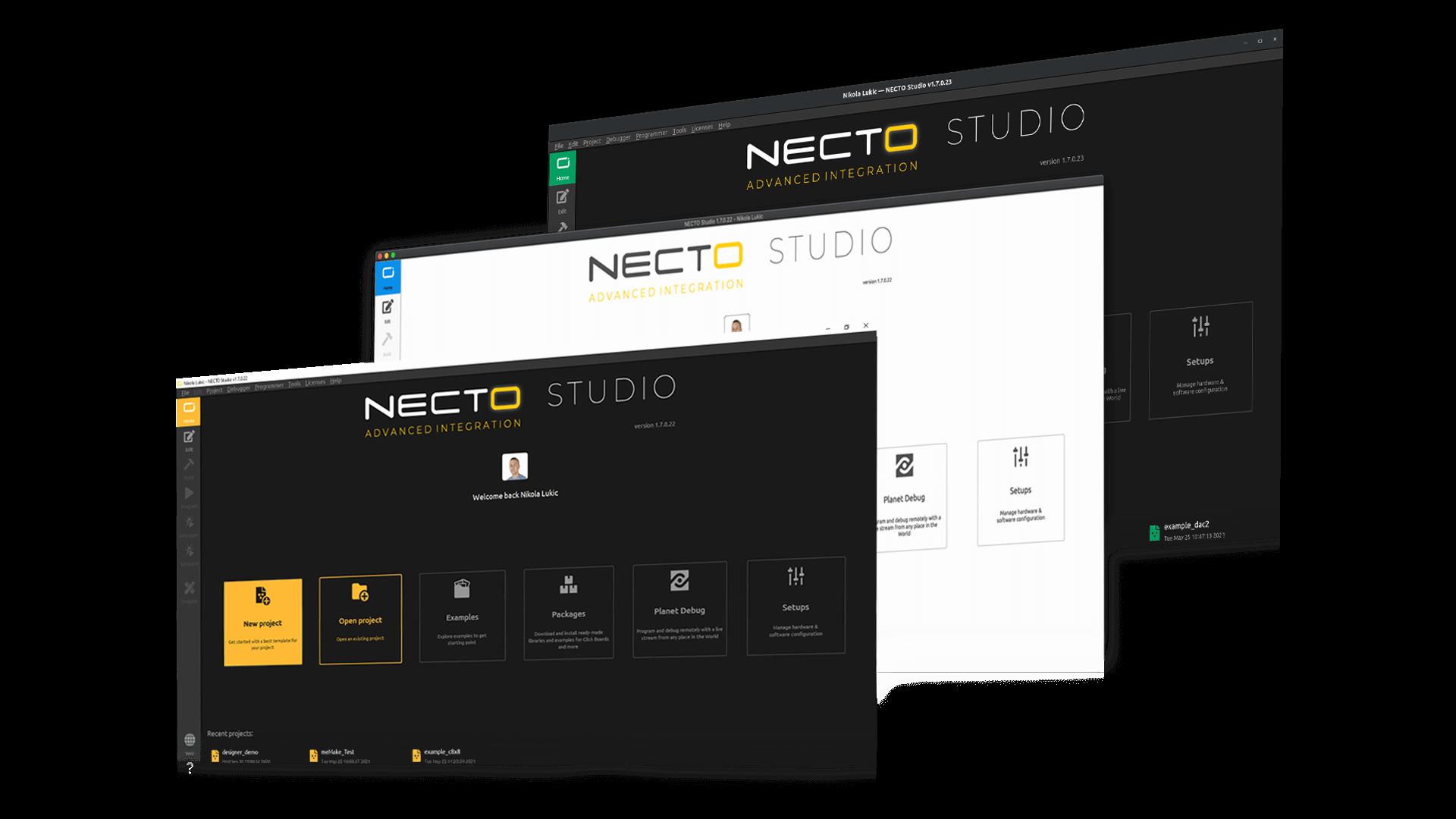 necto studio cross platform mac