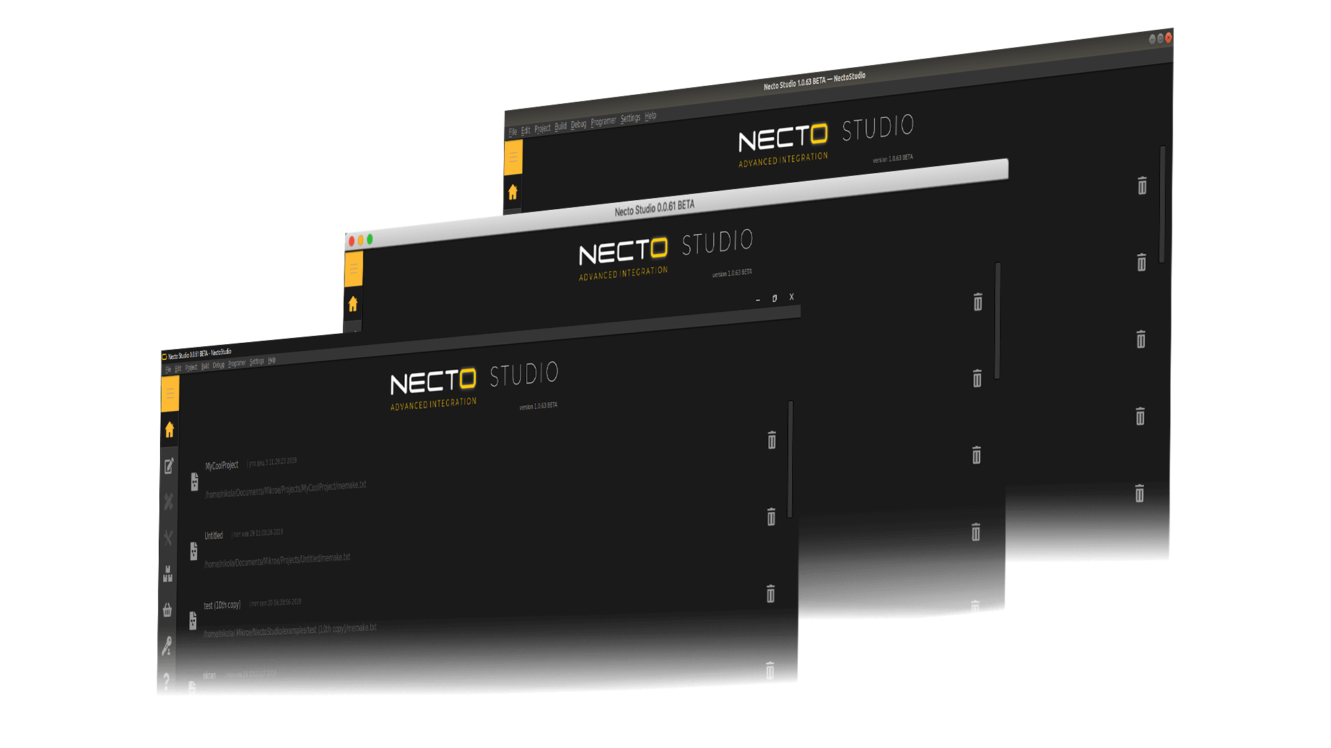 necto studio cross platform mac