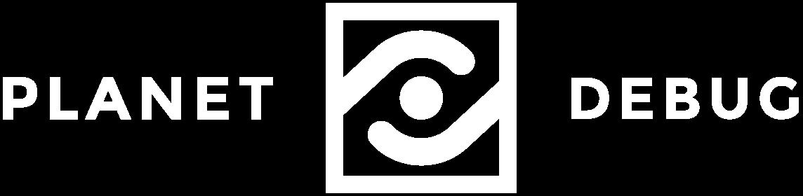 Debug Planet Logo